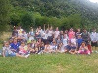Campamento urbano en verano Oviedo