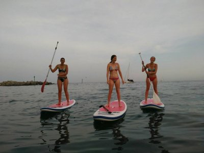 Ruta paddle surf por Costa Brava 3 horas
