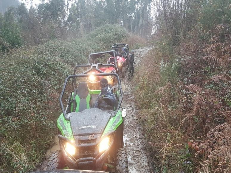 Ruta en buggy por Gijón