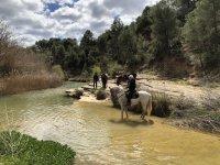 Horta de Sant Joan骑马1小时
