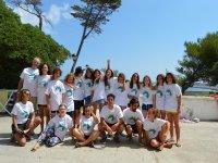 Surf Camp Vilanova ilaGeltrú7月22日至28日