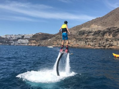 Flyboard in Amadores beach 20 minutes