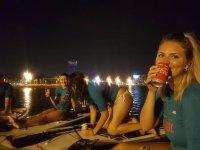 桨冲浪之夜满月巴塞罗那1小时30