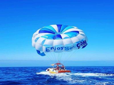 Vuelo en parasailing Gran Canaria 15 minutos