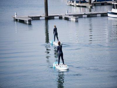 Alquiler paddle surf en playa de Gijón durante 1 h