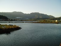Desembocadura del rio Sella