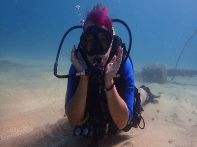 Scuba Diver diving course 2 days Platja d'Aro