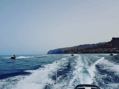 Guided jet ski tour in Gran Canaria 1 hour