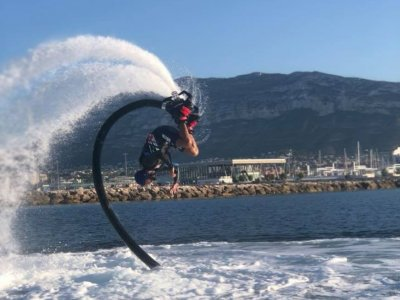 Flyboard in Denia for 20 minutes