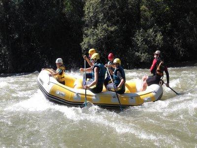 Rafting di livello 3 nei Picos de Europa 2 e mezza