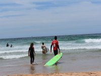 Surfing classes in Dénia
