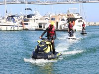 Pack Jet Ski e Parasailing port Barcelona 2 pax