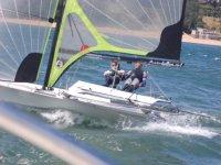 practicas de velero