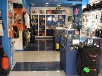 Nuestra tienda de buceo