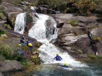 Canyoning Cavadosa livello di iniziazione 4 ore