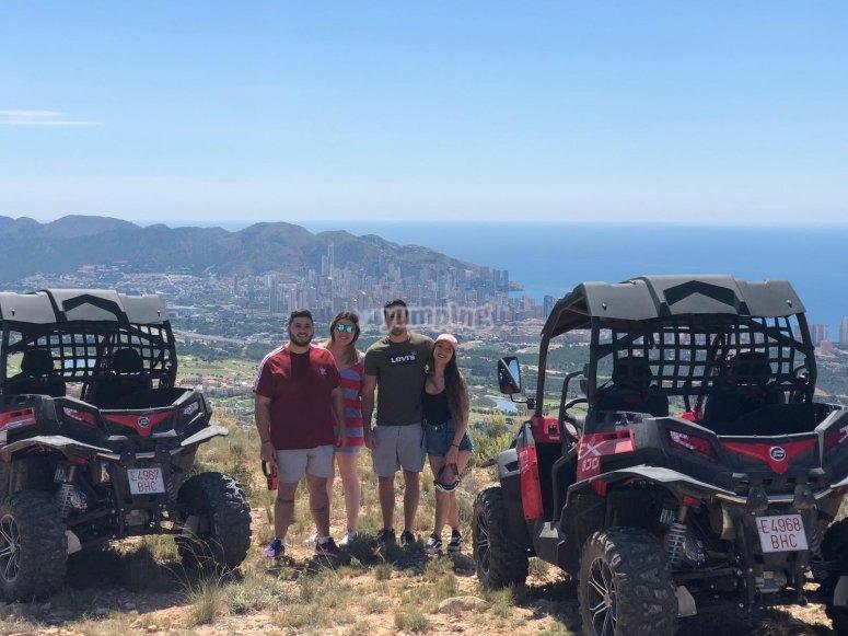 Sierra Helada buggy route