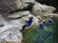 Come and do canyoning with us