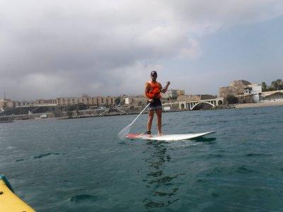 Paddle surf en el Peñón del Pineo 1 h y 30 min