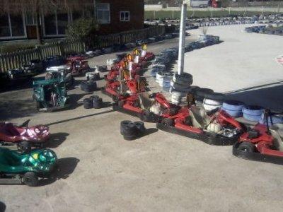 Karting Infantil desde los 5 años, Tanda 8 minutos
