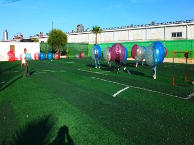 Bubble Soccer Game 30 minuti Gandía