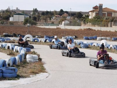 Kart Infant Kart 1 round di 8 minuti