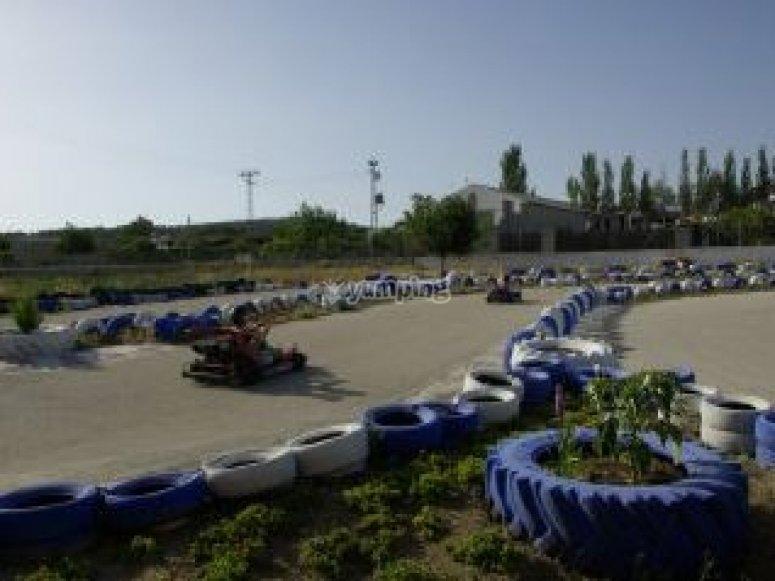 Circuito Karting Alcalá