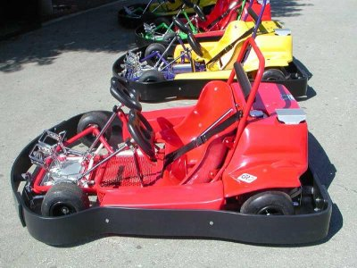 Kart Adults Gran Space 1 lotto 8 minuti