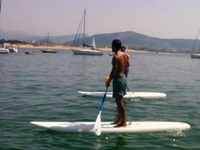 在桑坦德(Santander)划桨船租赁 1小时