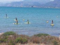 学校夏季水上运动1周库列拉