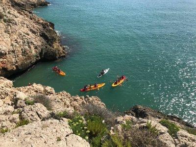 Paddle Surf和Kayak出租2小时Cap Blanc海滩