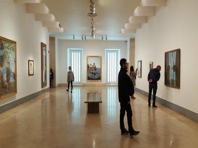 导游Thyssen博物馆1小时30分钟