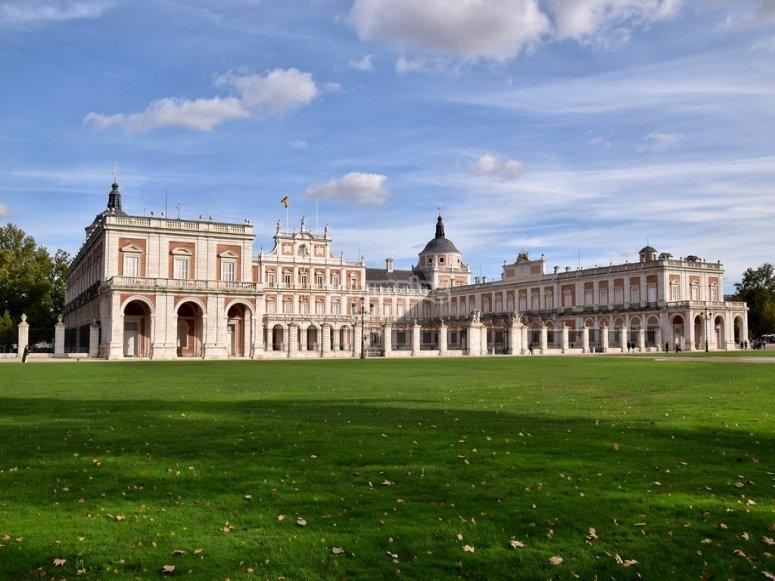 Tour por el Palacio de Aranjuez