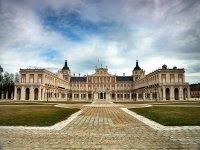 Visita guiada al Palacio Real de Aranjuez