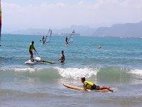 Surfing course voucher 5 hours in Cap Blanc beach