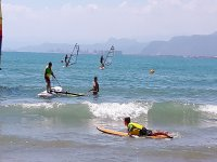 Platja Cap Blanc提供5小时冲浪课程奖励