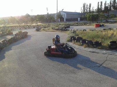 Karting Adultos Speedy Sport 1 tanda 8 minutos