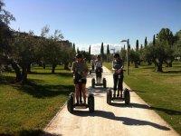 Manzanares Linear Park