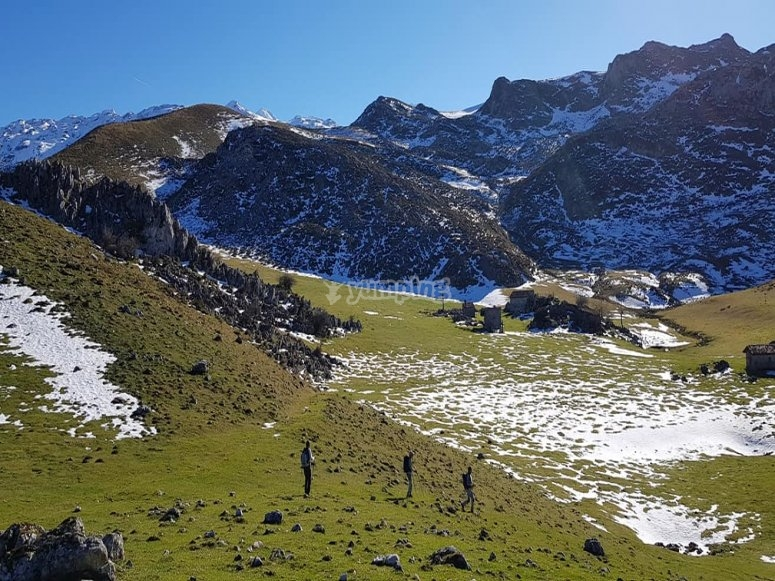 Trekking Anillo Vindio 5 etapas