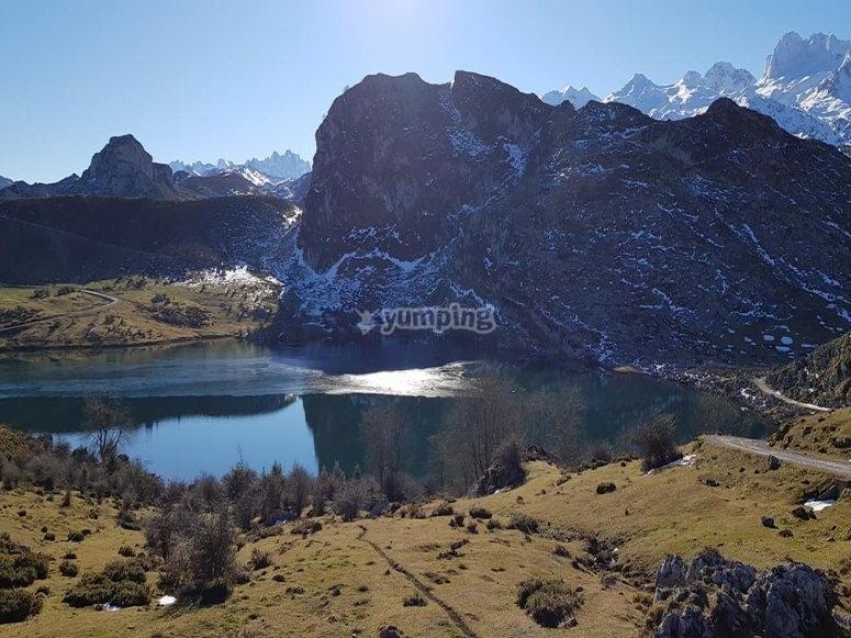 Valle en Picos de Europa