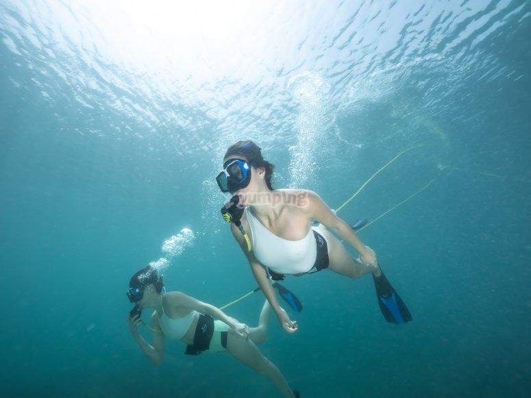 Sensación Peter Diving