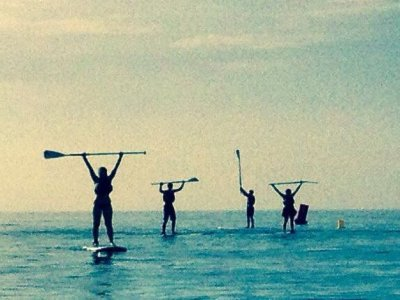 Be Water Arenys Paddle Surf