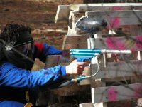 Player Paintball