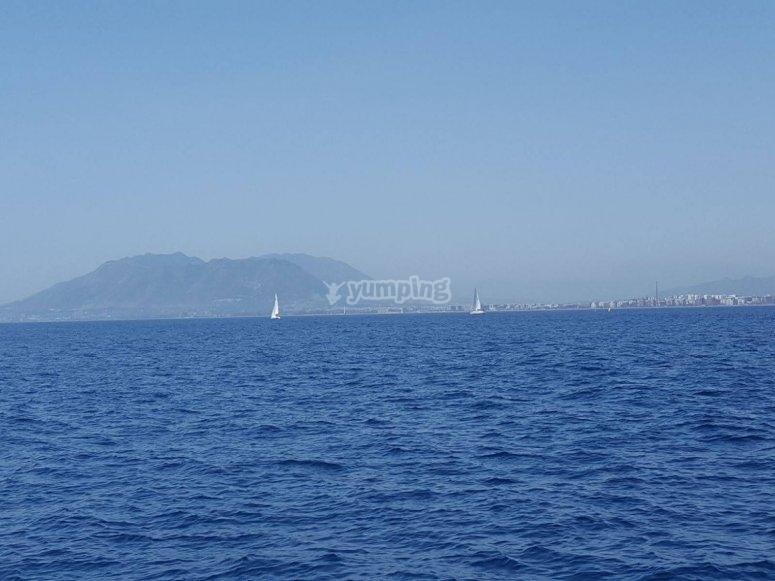 Navigation title Málaga