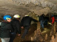 Percorso speleologico Grotta La Imunía 4 ore