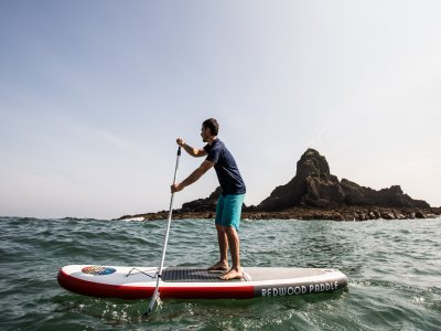 Paddle Surf route on the Bay of Ondarroa 1h 30min