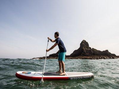 Ruta Paddle Surf por la bahía de Ondarroa 1h 30min