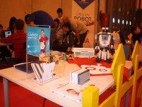 Concurso de robots