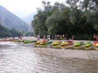 Excursiones en canoa