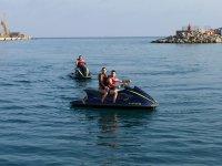 Excursión en moto de agua por La Garrocha