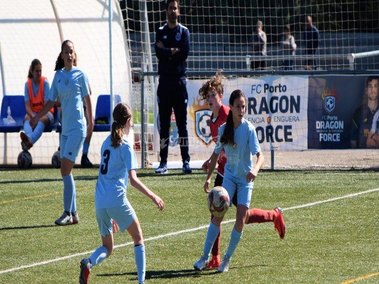Campus de fútbol femenino Enguera
